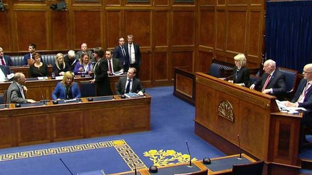 "Abortion: NI-politicians "" to areas bid to put a stop, the changes in the law, fails"