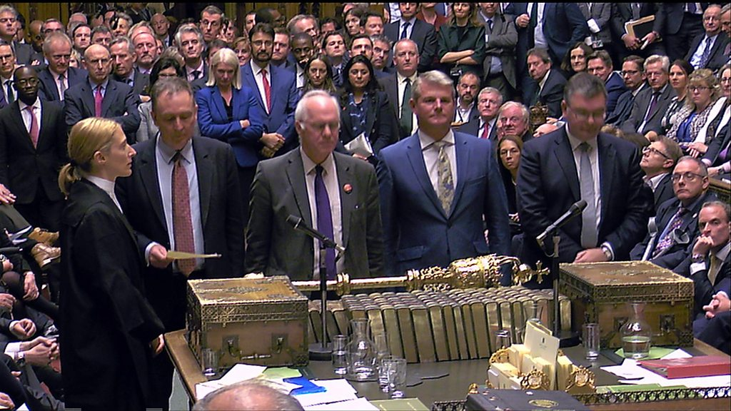 MPs reject Brexit bill timetable