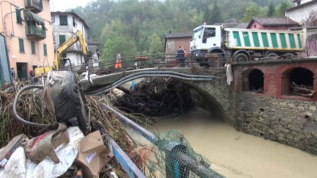 Floods in the South of Europe: the dead and the missing in Spain and Italy