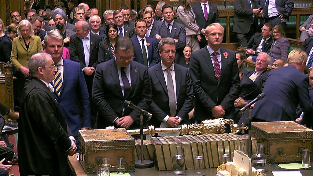 MPs back 12 December election