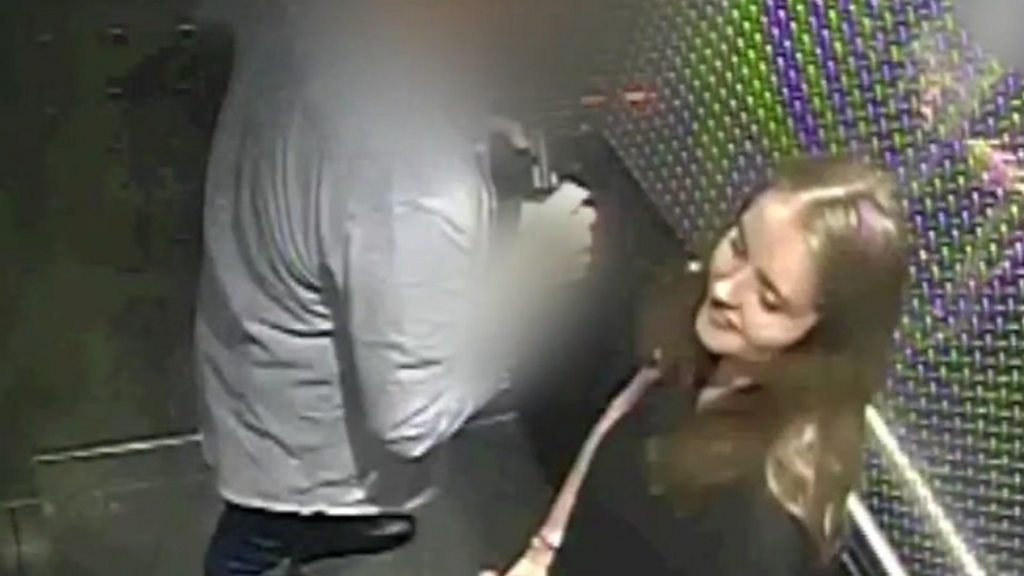 Grace Millane death: Backpacker and murder accused  on CCTV