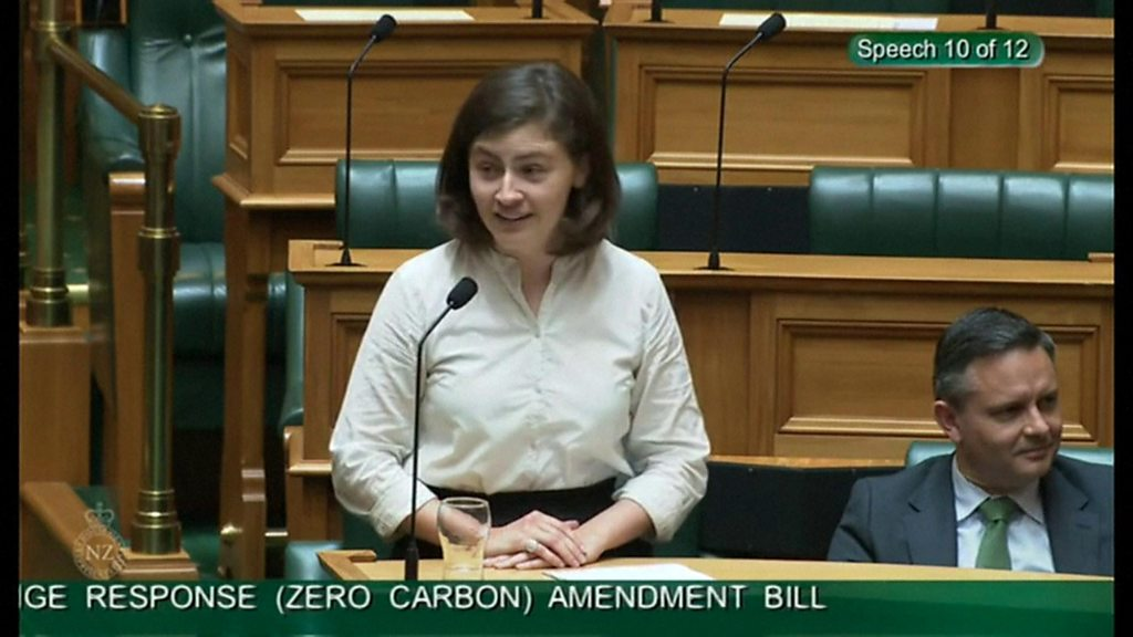 OK boomer : 25-year-old New Zealand MP uses viral term in parliament