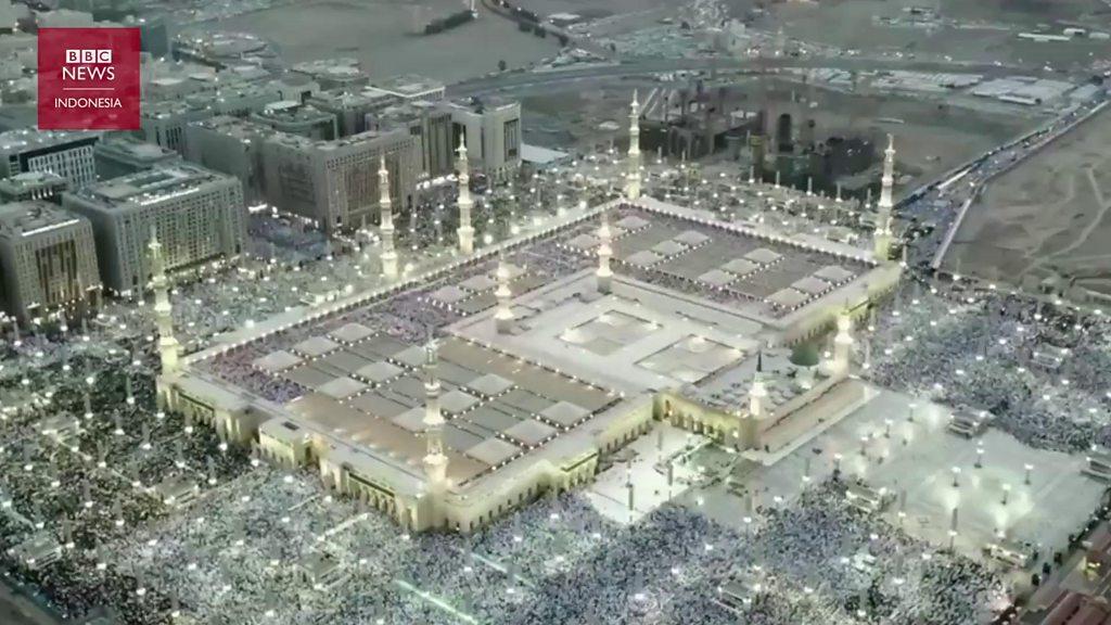 Tujuh Fakta Masjid Nabawi Tempat Suci Umat Islam Berusia 1400