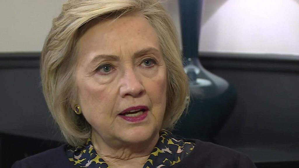Hillary Clinton:  Shameful  not to publish Russia report