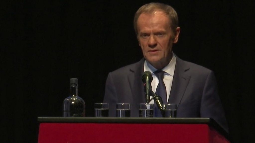 General election 2019: Don t give up on stopping Brexit - Tusk