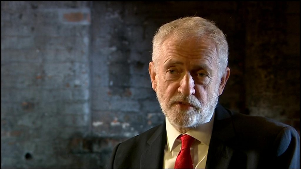 General election 2019: Jeremy Corbyn rules out  arbitrary  immigration target