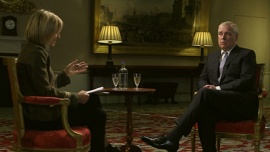 Prince Andrew: KPMG ends sponsorship of royal's scheme