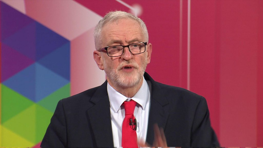 General election 2019: Corbyn defends  neutral  Brexit stance