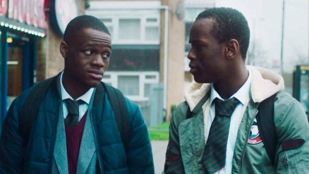 Blue Story: Cinema chains pull gang film after  machete  brawl