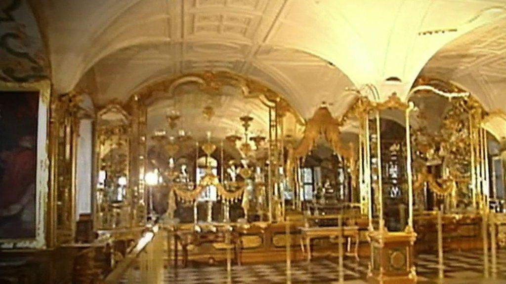 Dresden Green Vault robbery: Thieves break into treasure museum