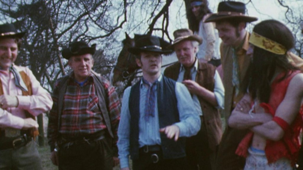 How Falkirk s metal workers became cowboy film stars