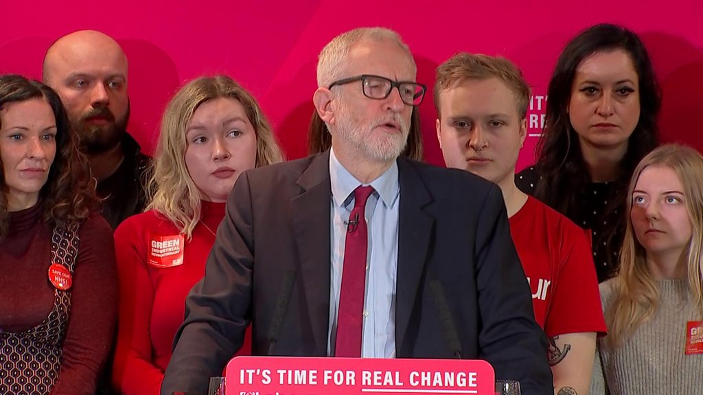 General election 2019: Labour vow to plant two billion trees by 2040