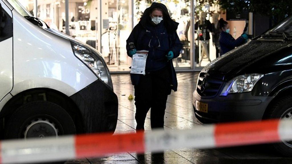 The Hague stabbing: Dutch police arrest suspect thumbnail