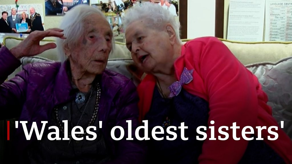 Newport sisters could be Wales  oldest siblings