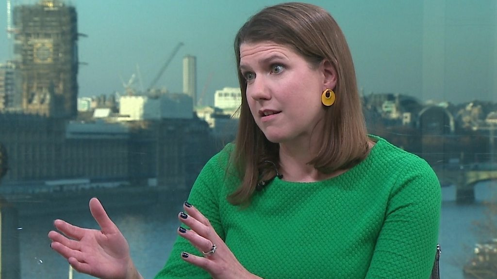General election 2019: Jo Swinson interview fact-checked