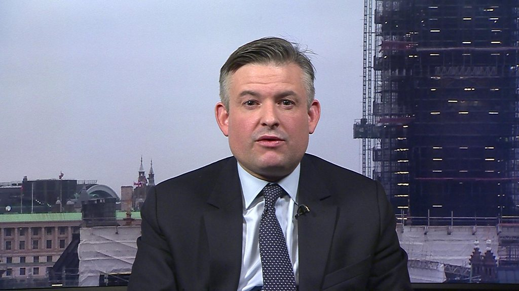 The Bundestag elections in 2019: Jonathan Ashworth apologizes to Corbyn criticism leak