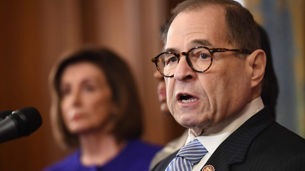 Trump impeachment: House Democrats to unveil formal charges