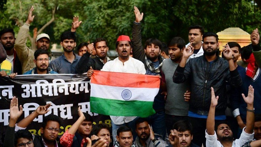 Citizenship Amendment Act: Protests erupt across India over citizenship law