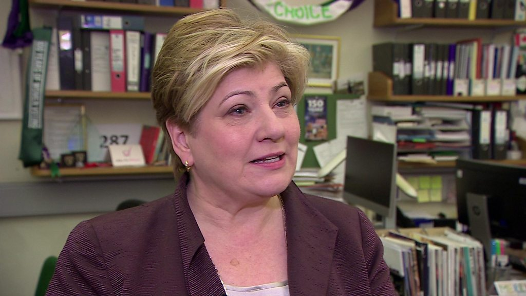 Labour leadership: Emily Thornberry to run for Labour leadership