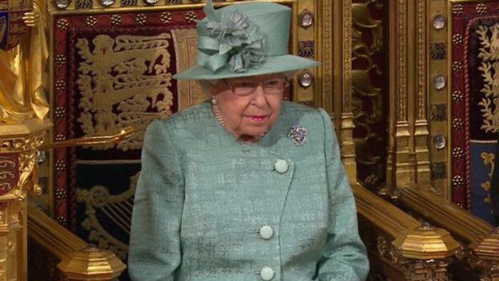 Queen's Speech: Boris Johnson hails 'radical' programme