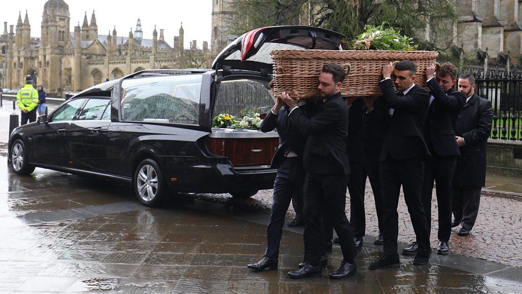 London Bridge victims Jack Merritt and Saskia Jones remembered in services