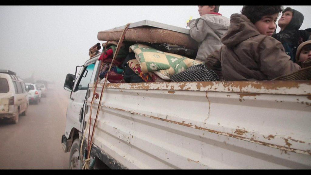 Syria war: Turkey can t handle new  refugee wave , says Erdogan