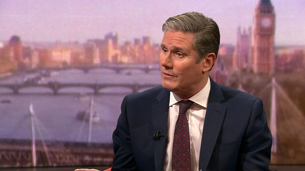 Labour leadership candidates set out stalls on the Management and escape