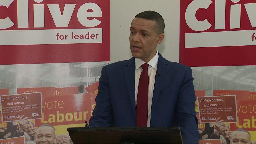 Labour leadership: Clive Lewis calls the Royal family referendum