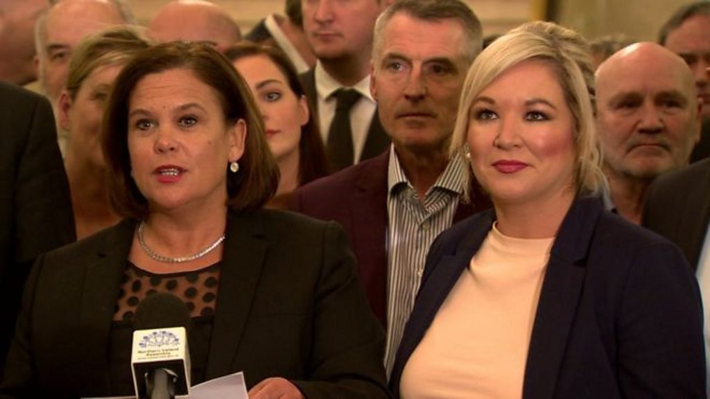 Stormont agreement: the parties returned to the Assembly after agreement