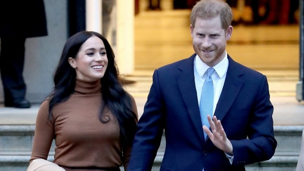 Queen agrees 'transition' to new role for Harry and Meghan