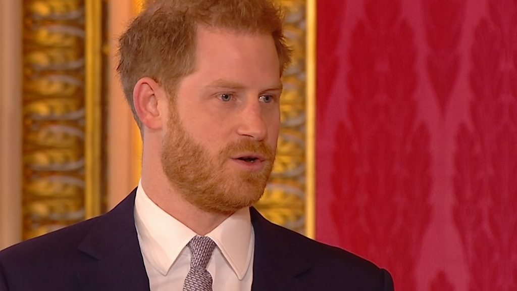 Prince Harry is the first Royal duty since the conversation with the Queen