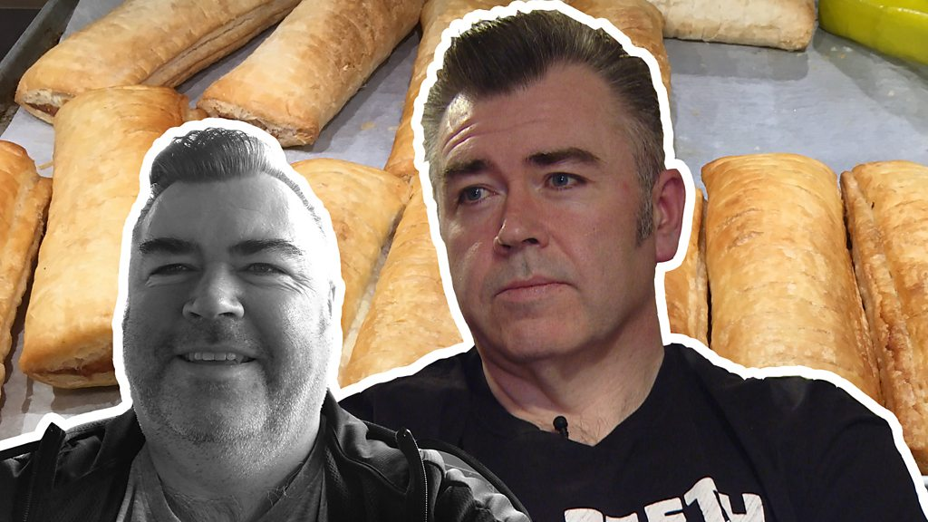 'You are never far from a sausage roll' thumbnail