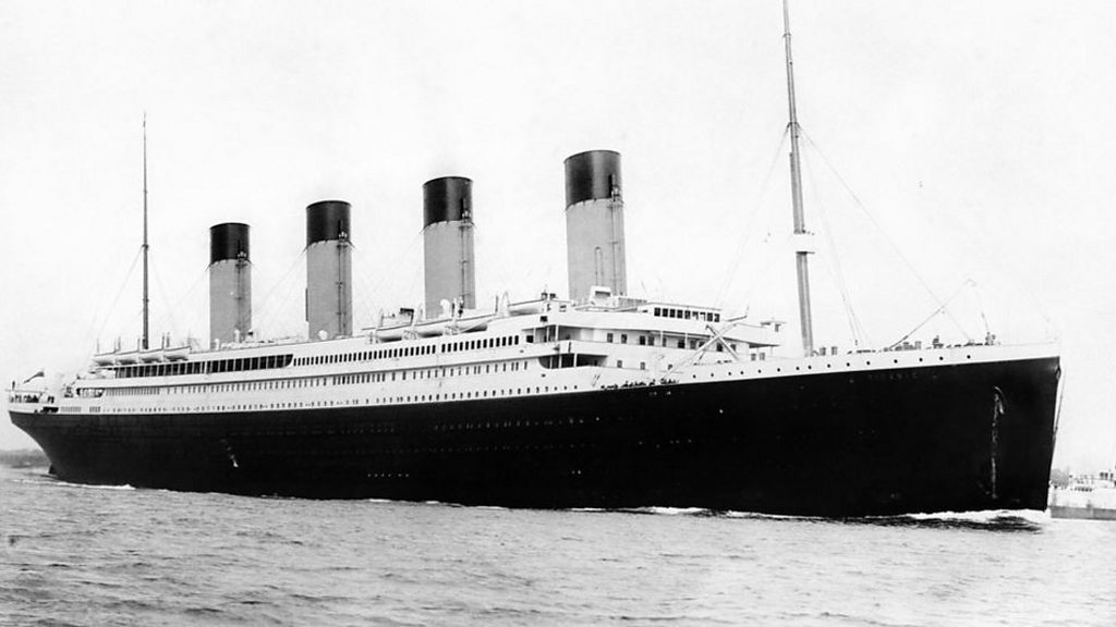 Titanic wreck protected under UK and US agreement