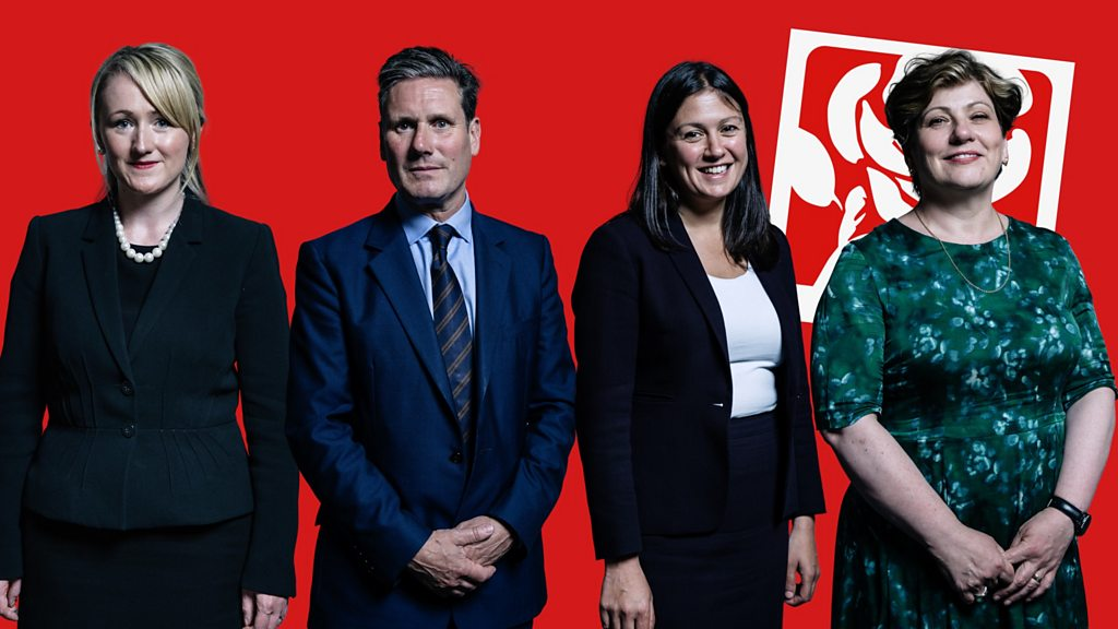 Labour leadership: Five candidates by the nominations close