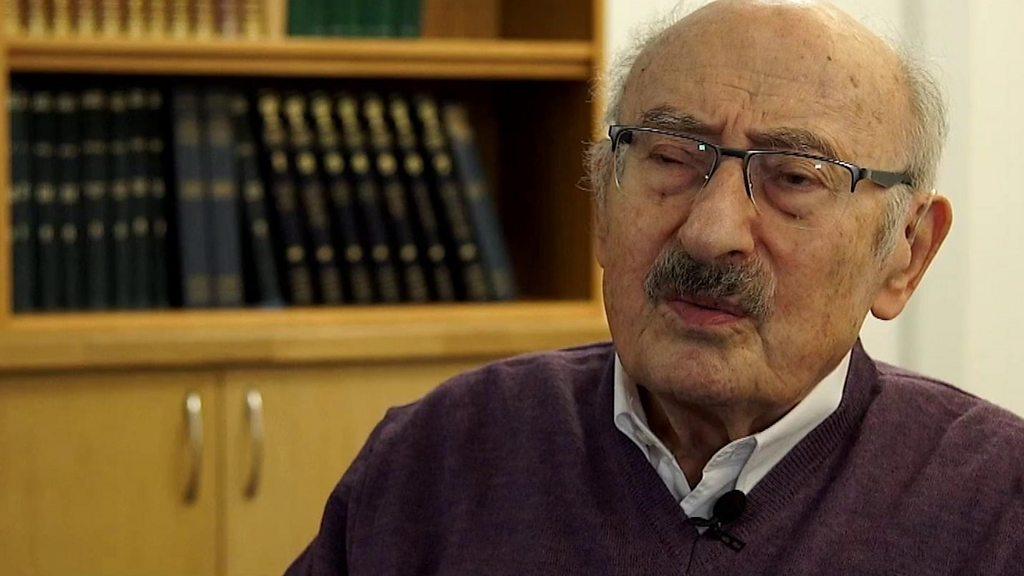 'I was 90% dead': Henri's story of surviving Auschwitz