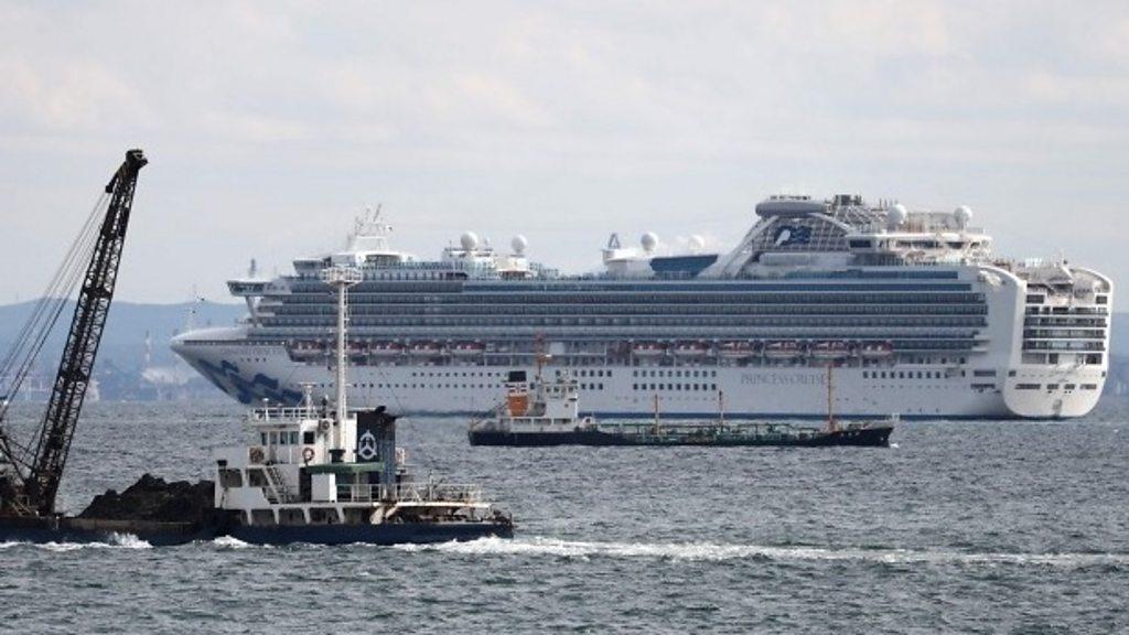 Coronavirus: Another 41 catch virus on quarantined cruise ship