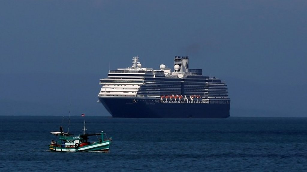 Coronavirus:  Pariah  cruise ship dismissed, the five ports, docks, finally