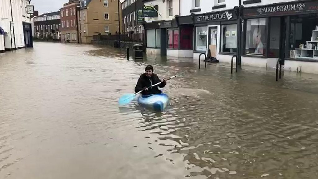 Flood levels could be 'highest ever'