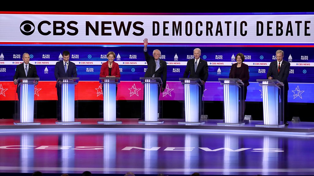 Rivals intensify attacks on Bernie Sanders