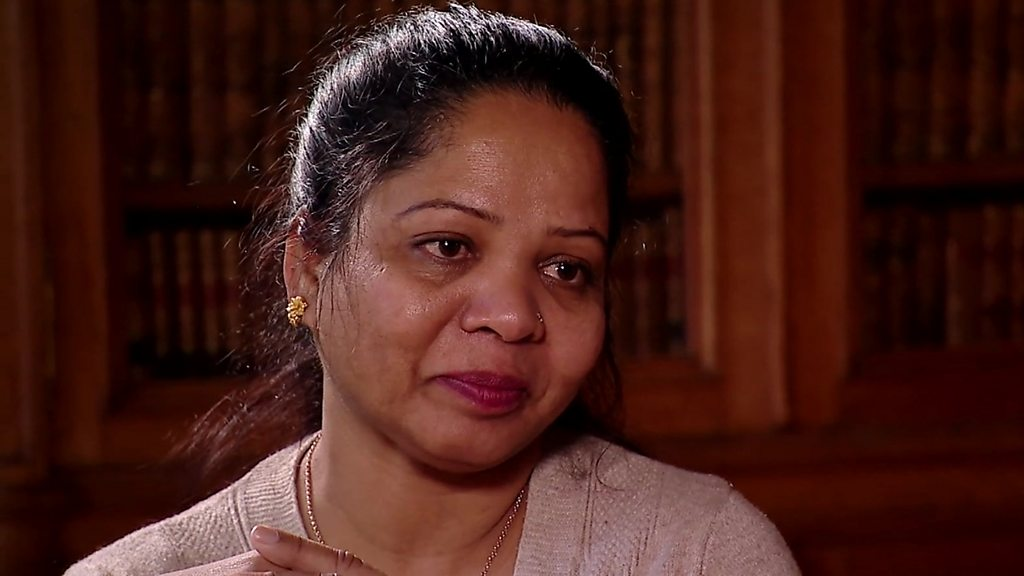 Asia Bibi: I always believed I would be freed