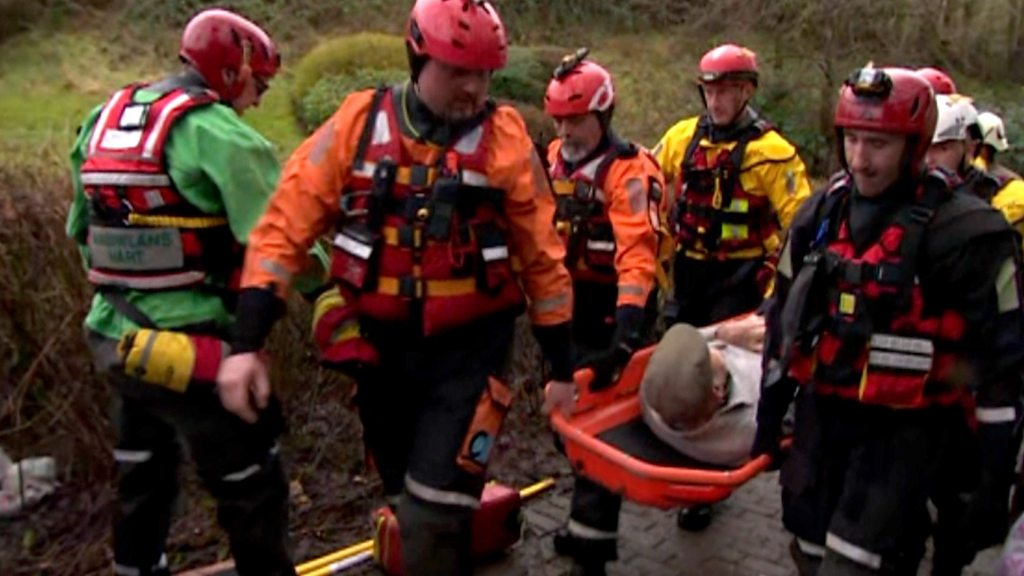 High water: storm Dennis  to get a taste of the things  for Wales