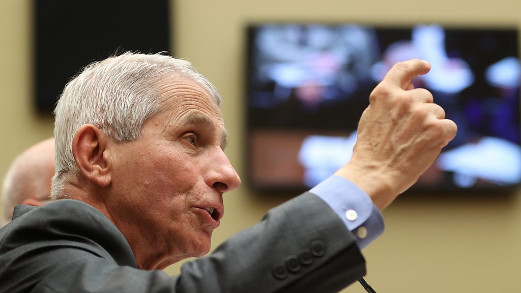US admits 'failing' on coronavirus testing thumbnail