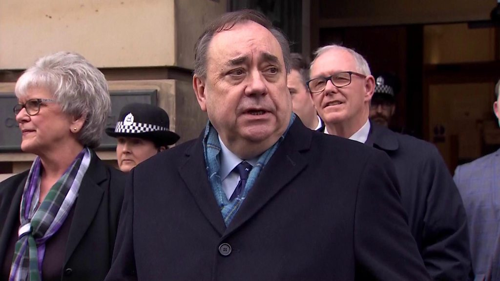 Alex Salmond destroyed his accusers  on the ground  by court ruling