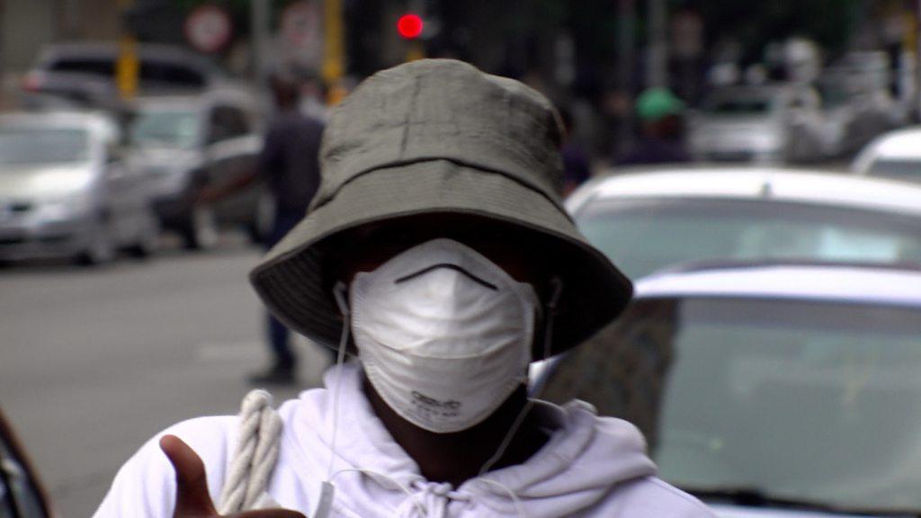 Coronavirus: South Africa begins three-week lockdown