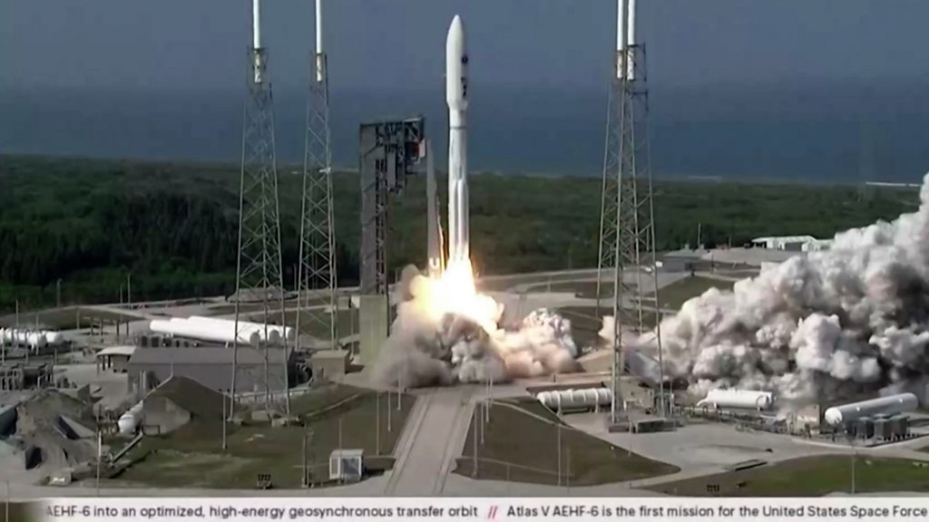 US Space Force launches satellite after glitch thumbnail