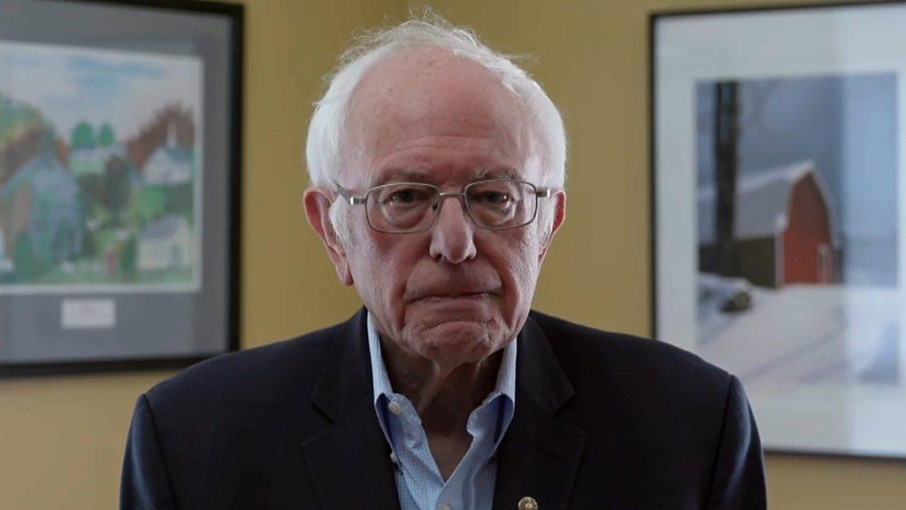 Bernie Sanders suspends 2020 election campaign