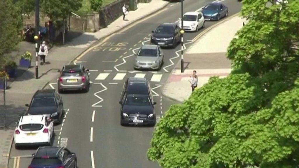 Coronavirus: Eddie Large funeral held in Bristol