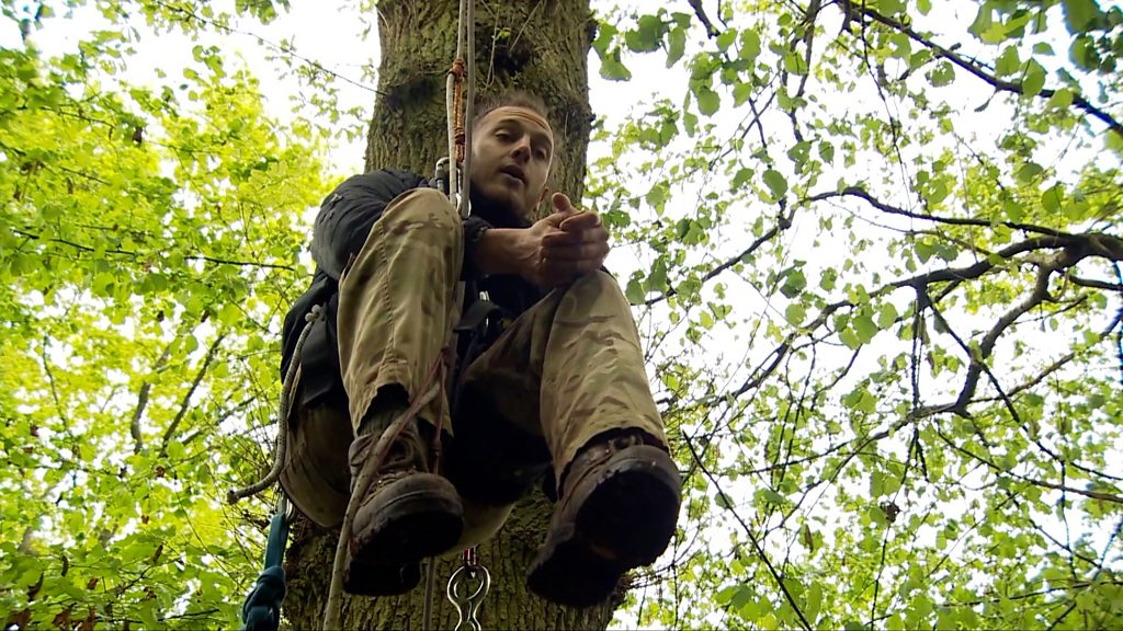HS2 protesters expenditure coronavirus lockdown in the trees