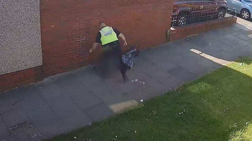 West Midlands Police officer accused of kicking boy faces Taser inquiry thumbnail