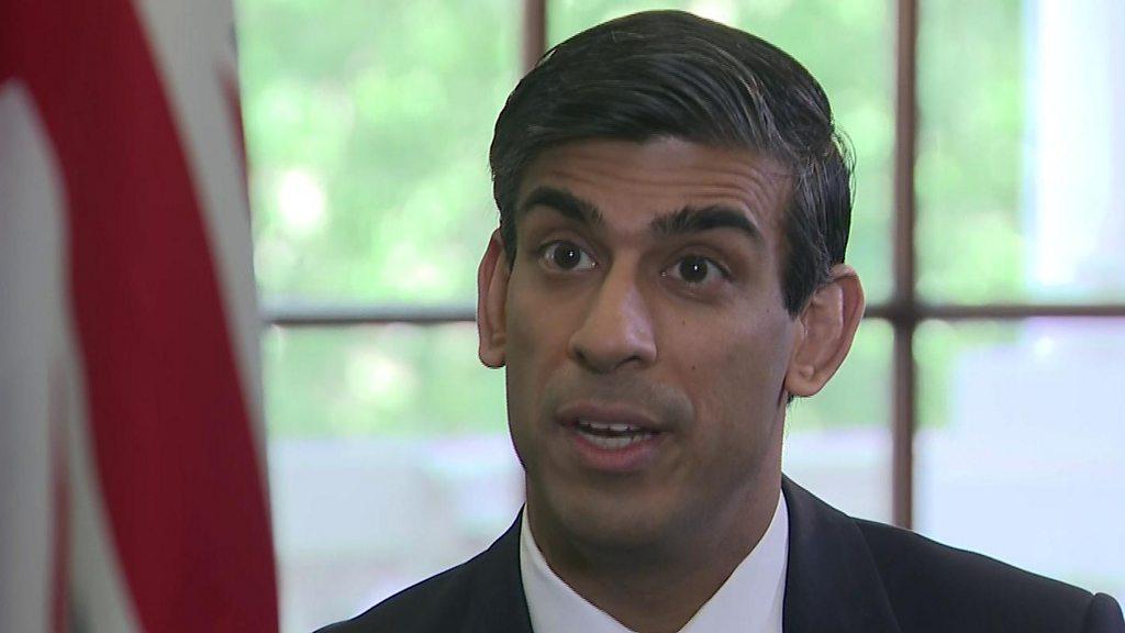 Coronavirus: Chancellor Rishi Sunak warns of 'significant recession' thumbnail